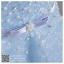 ld3074-01 ชุดราตรียาว เกาะอก สีฟ้า ดีเทลมุข เพชร ใส่ไปงานแต่งงาน งานพรอม งานบายเนียร์ งานเลี้ยง งานพรหมแดง งานรับกระบี่ ชุดเพื่อนเจ้าสาว ชุดพรีเวดดิ้ง thumbnail 7