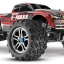 E-Maxx Brushless 4WD electric monster truck RTR with 2.4GHz 2-channel radio system and Mamba Monster Brushless System #3908 thumbnail 1