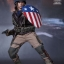 Hot Toys MMS180 CAPTAIN AMERICA: THE FIRST AVENGER - CAPTAIN AMERICA (RESCUE UNIFORM VERSION) EX thumbnail 2