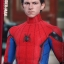 Hot Toys MMS425 MMS426 SPIDER-MAN: HOMECOMING - SPIDER-MAN (DELUXE VERSION) thumbnail 3