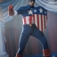 Hot Toys MMS205 CAPTAIN AMERICA: THE FIRST AVENGER - CAPTAIN AMERICA (STAR SPANGLED MAN VERSION) thumbnail 11