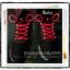 เชือกรองเท้าเรืองแสง มีไฟ Led กระพริบ แบบสีเดียว thumbnail 7