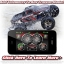 Stampede VXL 4X4 1/10 Scale Brushless High-Performance Monster Truck # 6708 6-1 thumbnail 17