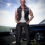 ACPLAY ATX-034 1/6 Fast and furious: Dominic Toretto denim vest suit thumbnail 11