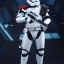 Hot Toys MMS334 SW: THE FORCE AWAKENS - FIRST ORDER STORMTROOPER OFFICER thumbnail 7