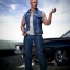ACPLAY ATX-034 1/6 Fast and furious: Dominic Toretto denim vest suit thumbnail 9