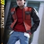 Hot Toys MMS379 BACK TO THE FUTURE PART II - MARTY MCFLY (SE) thumbnail 16