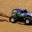 Grave Digger: 1/10 Scale Monster Jam Replica Monster Truck #3602A thumbnail 10