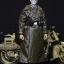 ToysCity TC-68010 1/6 WWII German Grossdeutschland Division Motorcycle Driver Set thumbnail 18