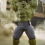 Hot Toys MMS287 AVENGERS: AGE OF ULTRON - HULK DELUXE SET thumbnail 2