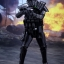 Hot Toys MMS385 ROGUE ONE: A STAR WARS STORY - DEATH TROOPER (SPECIALIST) thumbnail 7
