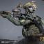 DAMTOYS No.78044 FBI SWAT TEAM AGENT - SAN DIEGO thumbnail 7