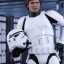 Hot Toys MMS418 STAR WARS: EPISODE IV A NEW HOPE - HAN SOLO (STORMTROOPER DISGUISE VERSION) thumbnail 10