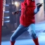 Hot Toys MMS414 SPIDER-MAN: HOMECOMING - SPIDER-MAN (HOMEMADE SUIT VERSION) thumbnail 8