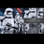 Hot Toys MMS316 STAR WARS: THE FORCE AWAKENS - FIRST ORDER STORMTROOPER SQUAD LEADER thumbnail 2
