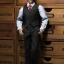 POPTOYS X22 1/6 Style Series - Men's striped Suit X3 colours thumbnail 17