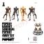 ThreeA Action Portable - Popbot 4Way set (popbot badbot sangreal popbot) thumbnail 1