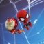 Hot Toys COSB368 SPIDER-MAN: HOMECOMING - SPIDER-MAN AND IRON MAN MARK XLVII thumbnail 1