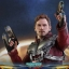 Hot Toys MMS421 GUARDIANS OF THE GALAXY VOL.2 - STAR-LORD (DELUXE VER.) thumbnail 17
