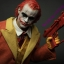 FIRE A015A JOKER (Burger Uncle Fast Food Clown) thumbnail 7
