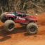 E-Maxx Brushless 4WD electric monster truck RTR with 2.4GHz 2-channel radio system and Mamba Monster Brushless System #3908 thumbnail 4