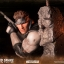 FIRST4FIGURES 1/4 SCALE SOLID SNAKE STATUE thumbnail 3