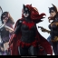 Batwoman - Premium Format™ Figure by Sideshow Collectibles thumbnail 28