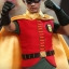 Hot Toys MMS219 BATMAN (1966) - ROBIN thumbnail 5