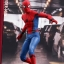 Hot Toys MMS425 MMS426 SPIDER-MAN: HOMECOMING - SPIDER-MAN (DELUXE VERSION) thumbnail 13