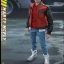 Hot Toys MMS379 BACK TO THE FUTURE PART II - MARTY MCFLY (SE) thumbnail 3