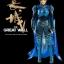 ThreeZero 3Z0048 The Great Wall - Commander Lin Mae thumbnail 2