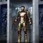 Hot Toys DS002 IRON MAN 3 - HALL OF ARMOR (HOUSE PARTY PROTOCOL VERSION) thumbnail 2