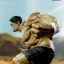29/05/2018 Iron Studios - Hulk BDS Art Scale 1/10 Avengers Infinity War thumbnail 6