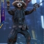 Hot Toys MMS411 GUARDIANS OF THE GALAXY VOL.2 - ROCKET (DELUXE VERSION) thumbnail 18