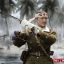 3R JP639 WWII Imperial Japanese Army 32ND ARMY 24TH DIVISION - FIRST LIEUTENANT SACHIO ETO thumbnail 2
