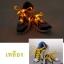 เชือกรองเท้าไนล่อนเรืองแสง มีไฟ Led กระพริบ แบบสีเดียว ทำจากเชือกรองเท้าไนล่อน thumbnail 10