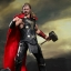 Hot Toys MMS225 THOR: THE DARK WORLD - THOR (LIGHT ASGARDIAN ARMOR VERSION) thumbnail 4