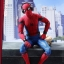 Hot Toys MMS425 MMS426 SPIDER-MAN: HOMECOMING - SPIDER-MAN (DELUXE VERSION) thumbnail 14
