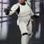 Hot Toys MMS304 STAR WARS: EPISODE IV A NEW HOPE LUKE SKYWALKER (STORMTROOPER DISGUISE VERSION) thumbnail 6