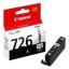 ตลับหมึกแท้ Canon 726 Bk สีดำ ราคา 430 บาท/กล่อง thumbnail 1