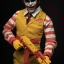 FIRE A015A JOKER (Burger Uncle Fast Food Clown) thumbnail 11