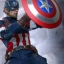 HOTTOYS MMS 281 Avengers: Age of Ultron - Captain America thumbnail 14