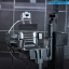 HOT TOYS ROBOCOP WITH MECHANICAL CHAIR (DOCKING STATION) thumbnail 8