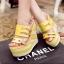 [มีหลายสี] รองเท้าผู้หญิง ส้นตึก หัวปลา แฟชั่นหนังpu ทรงน่ารัก สไตล์เกาหลี มีสายรัดข้อ แพลตฟอร์มสูง 3 นิ้ว / ส้นสูง 5.5 นิ้ว thumbnail 2