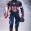 HOTTOYS MMS 281 Avengers: Age of Ultron - Captain America thumbnail 5