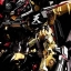 BANDAI METAL BUILD - GUNDAM ASTRAY GOLD FRAME AMATSU MINA thumbnail 8