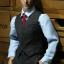 POPTOYS X22 1/6 Style Series - Men's striped Suit X3 colours thumbnail 22