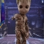 Hot Toys LMS004 GUARDIANS OF THE GALAXY VOL. 2 - GROOT (LIFE-SIZE) thumbnail 13