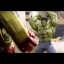 Hot Toys MMS287 AVENGERS: AGE OF ULTRON - HULK DELUXE SET thumbnail 9