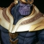 Thanos on Throne - Maquette by Sideshow Collectibles thumbnail 16